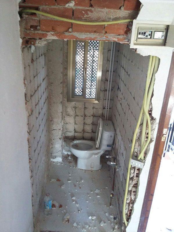 Cambio de baño Getafe