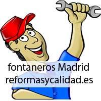 Fontaneros-Madrid-centro