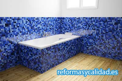reformas madrid baños